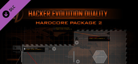 Hacker Evolution Duality: Hardcore Package Part 2 DLC game image