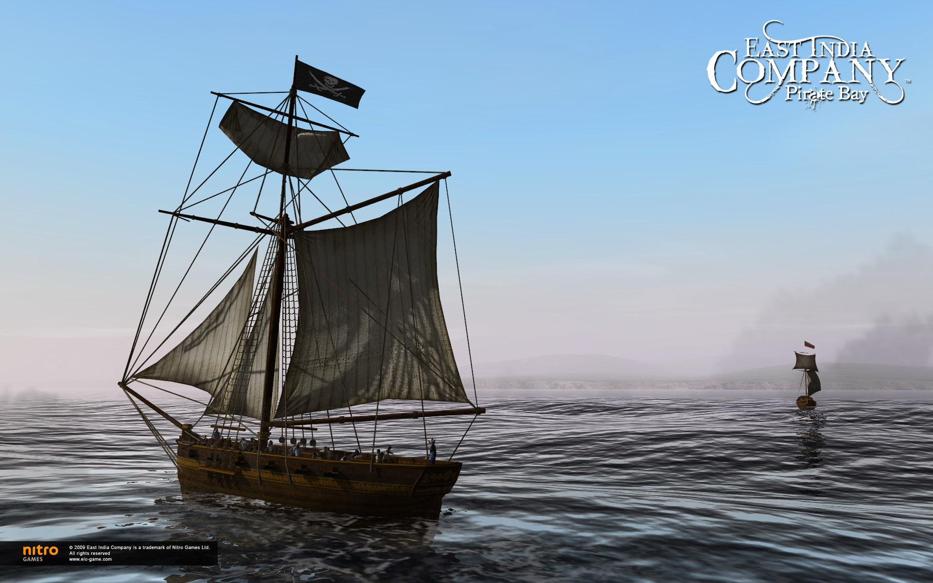 East India Company: Pirate Bay screenshot