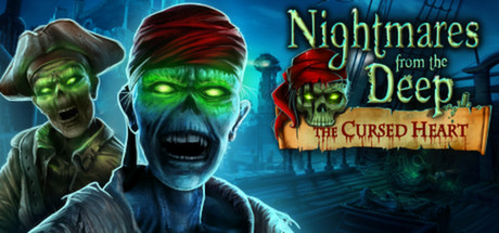 Nightmares from the Deep: The Cursed Heart game image