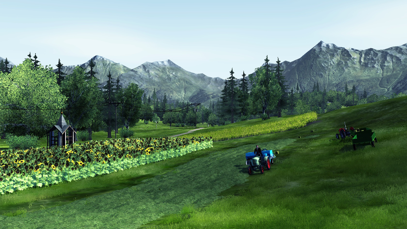 Agricultural Simulator: Historical Farming screenshot