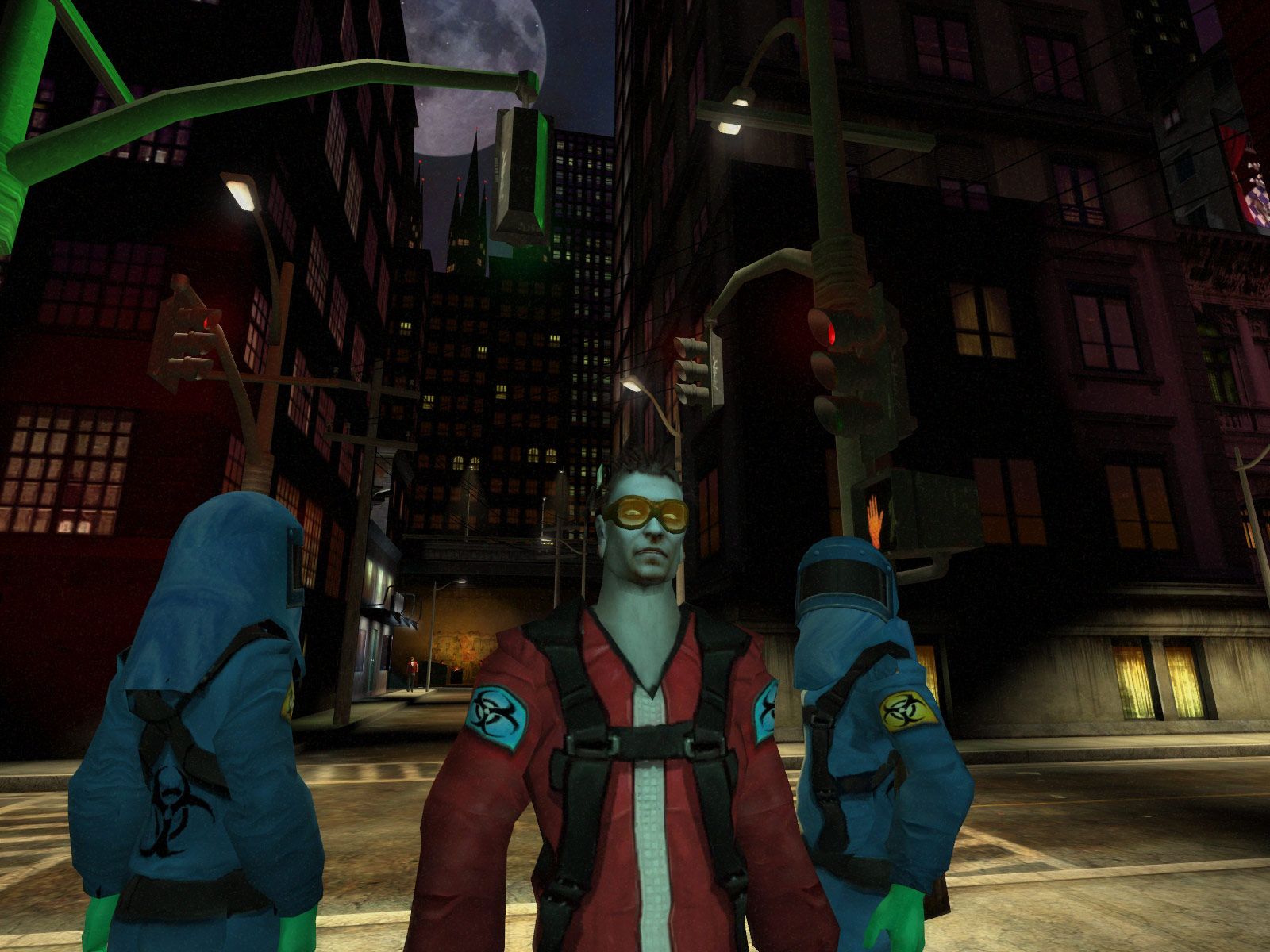 Vampire: The Masquerade - Bloodlines screenshot