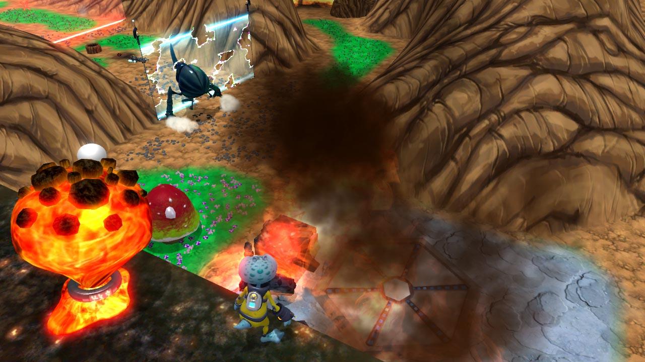 The Maw: Brute Force screenshot