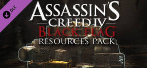 Assassin's Creed® IV Black Flag™ - Time saver: Resources Pack