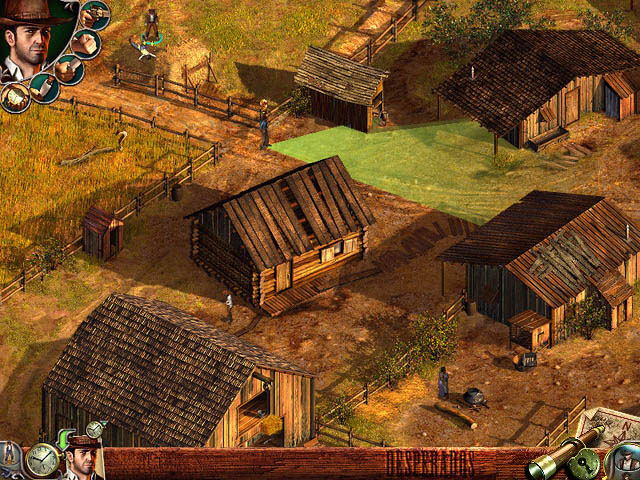 Desperados: Wanted Dead or Alive screenshot 3
