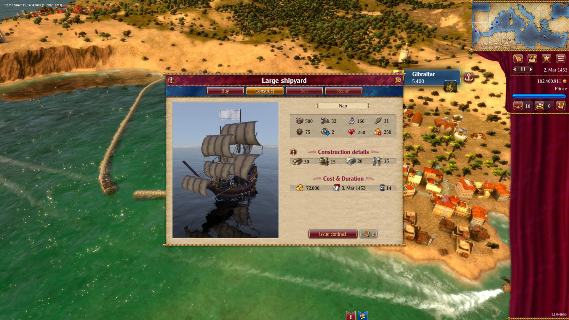 Rise of Venice - Beyond the Sea screenshot