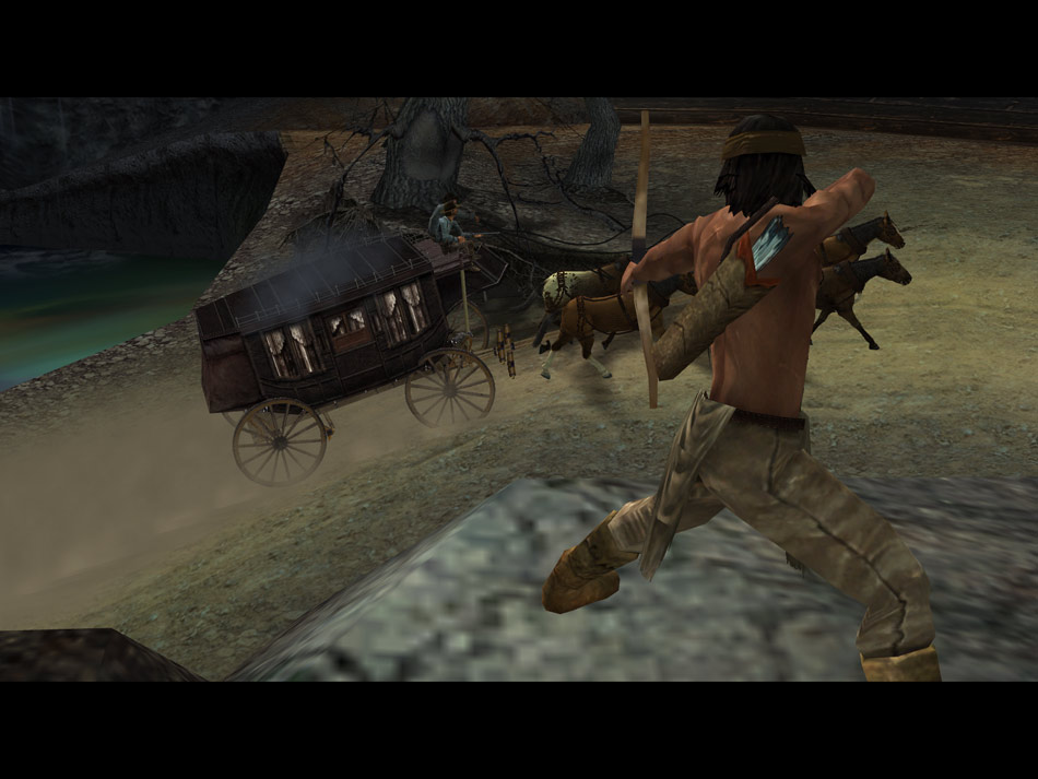 GUN screenshot
