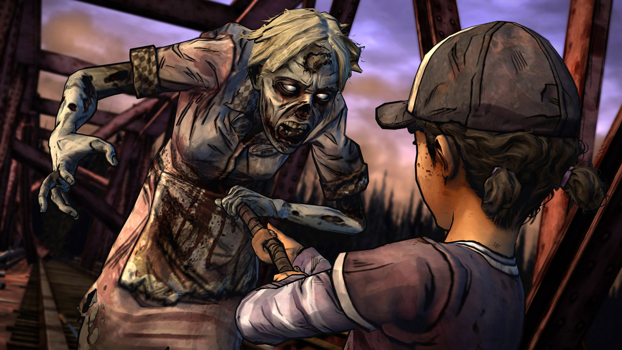 The Walking Dead: Season 2 screenshot 3