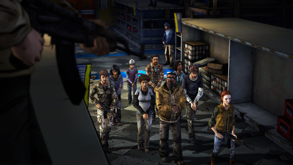 The Walking Dead: Season Two Episode 4 - Amid the Ruins ...