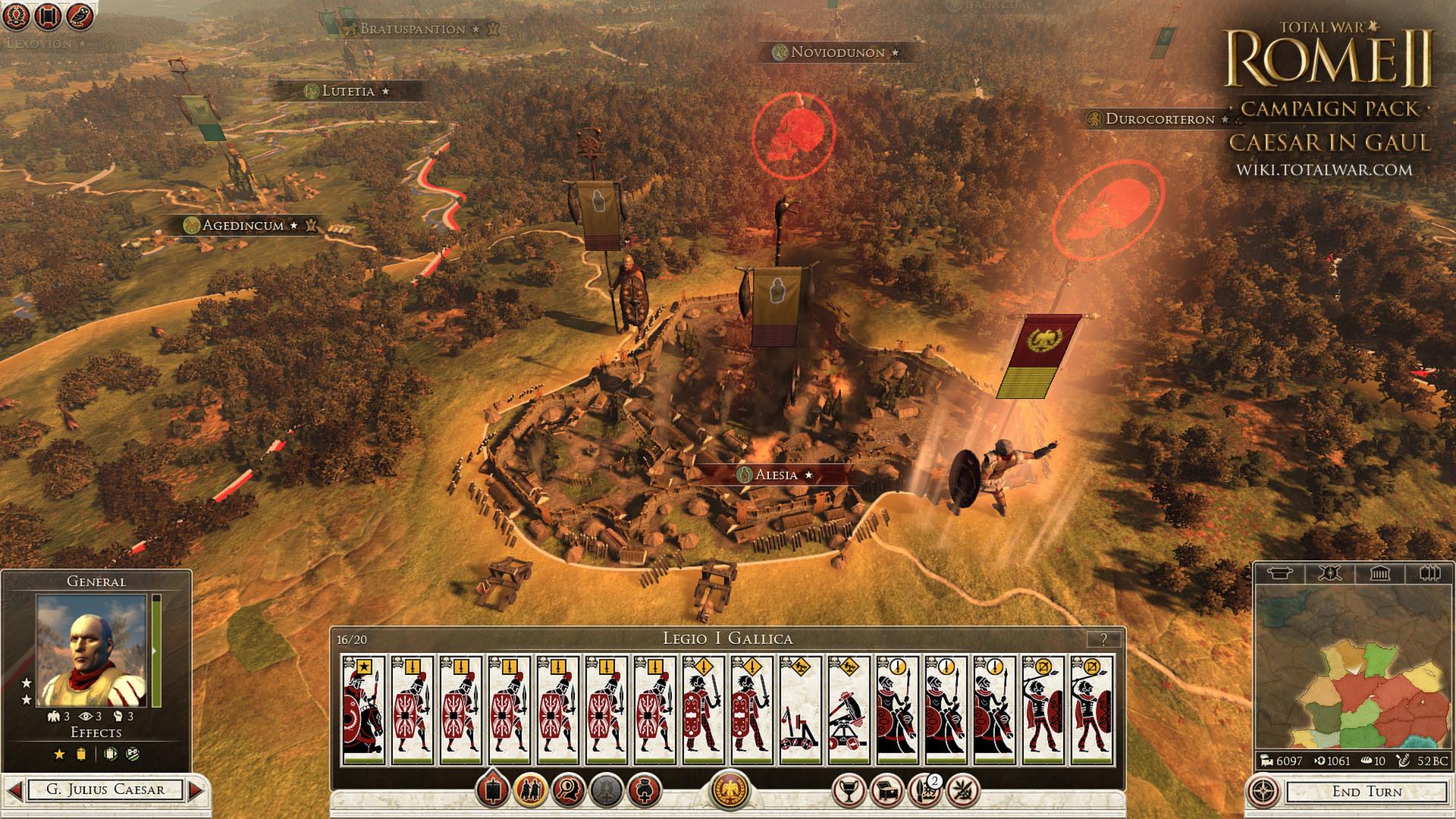 Total War: ROME II - Caesar in Gaul Campaign Pack screenshot