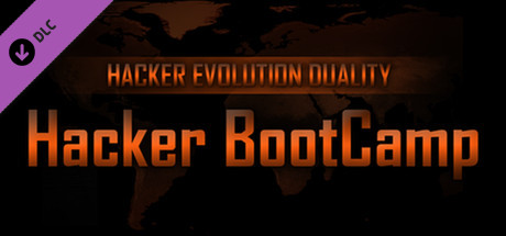 Hacker Evolution Duality: Hacker Bootcamp DLC game image