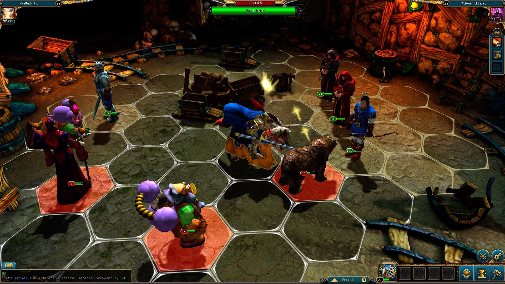 King's Bounty: Legions | Sure Steps Pack screenshot