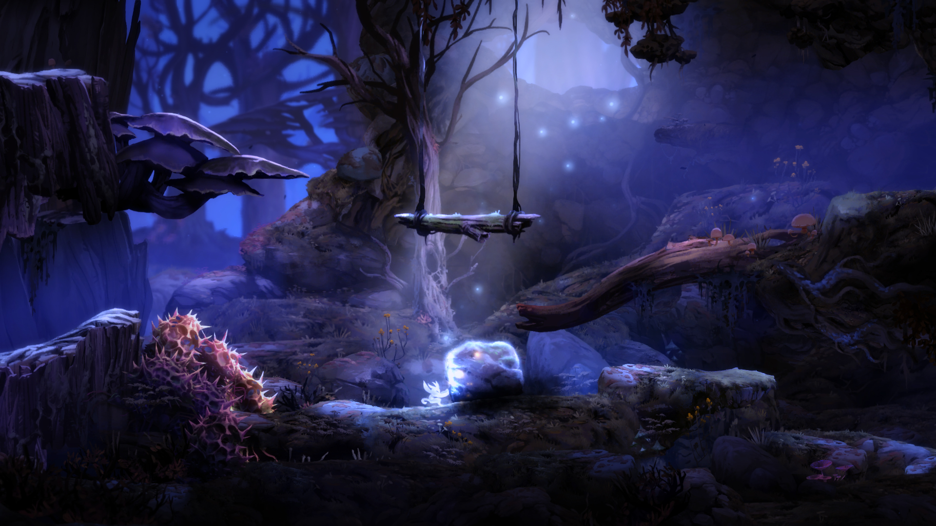 Ori And The Blind Forest Espa 209 Ol Pc Full
