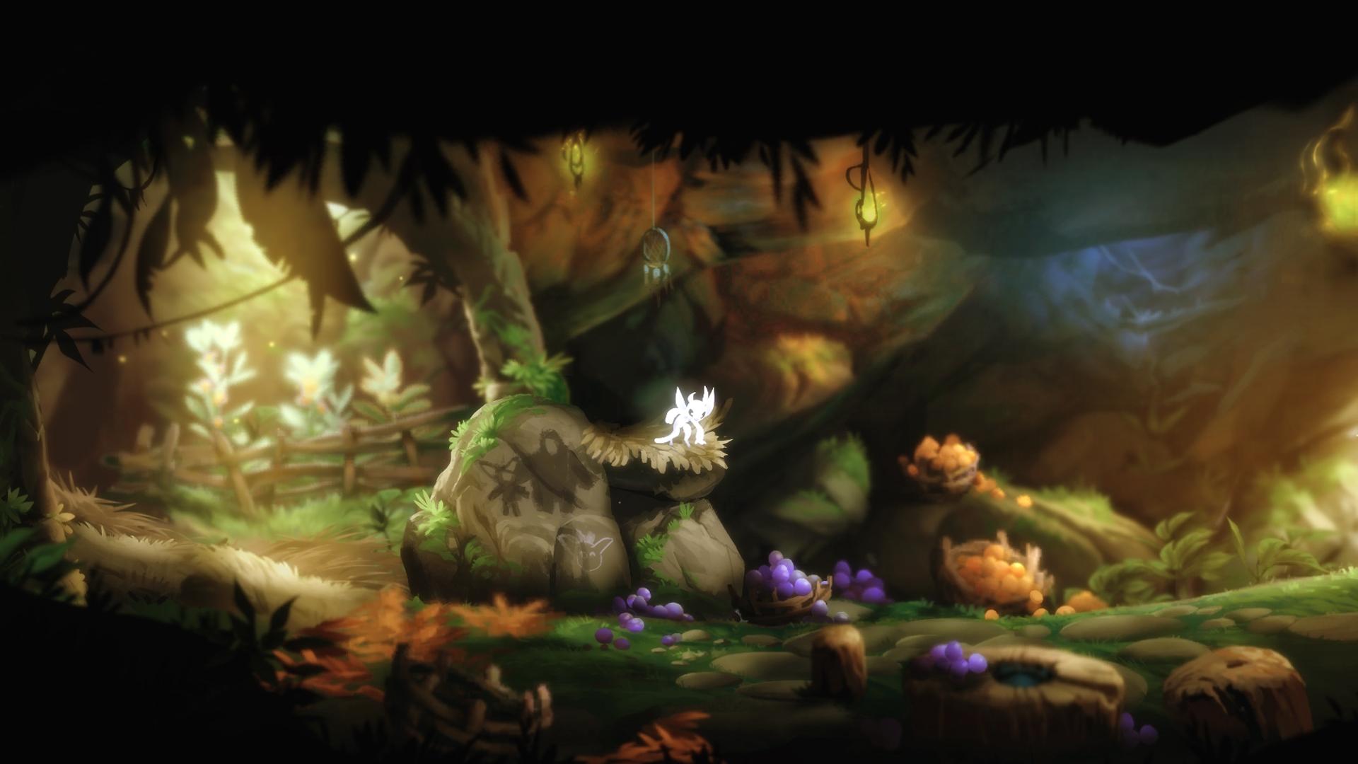 奥里与迷失森林
