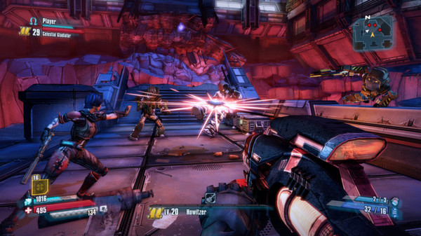 Borderlands Sequel-RELOADED