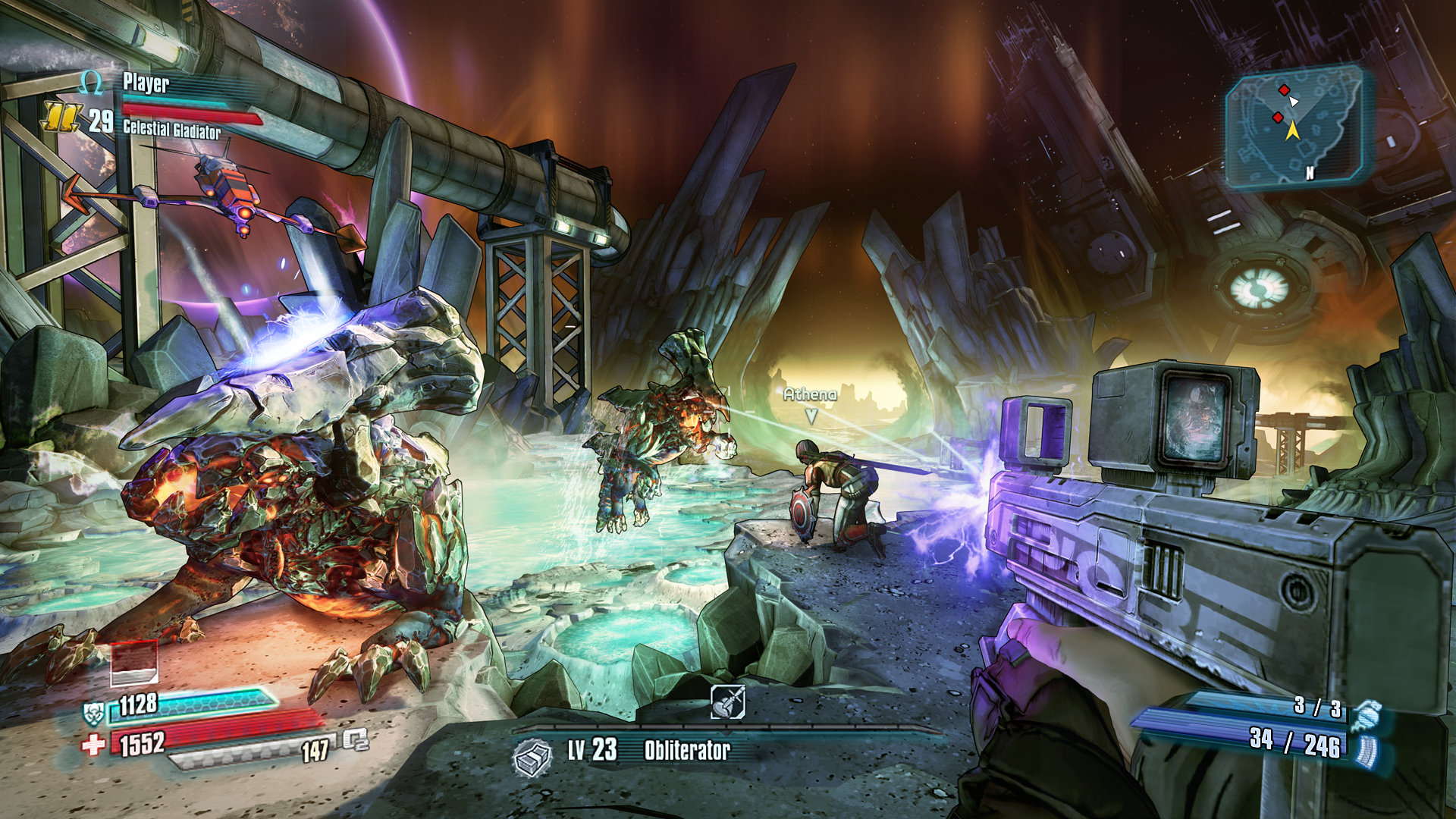 Borderlands: The Pre-Sequel (2014) PC | RePack от R.G. Механики