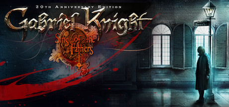 Gabriel Knight: Sins of the Fathers 20th Anniversary Edition Header