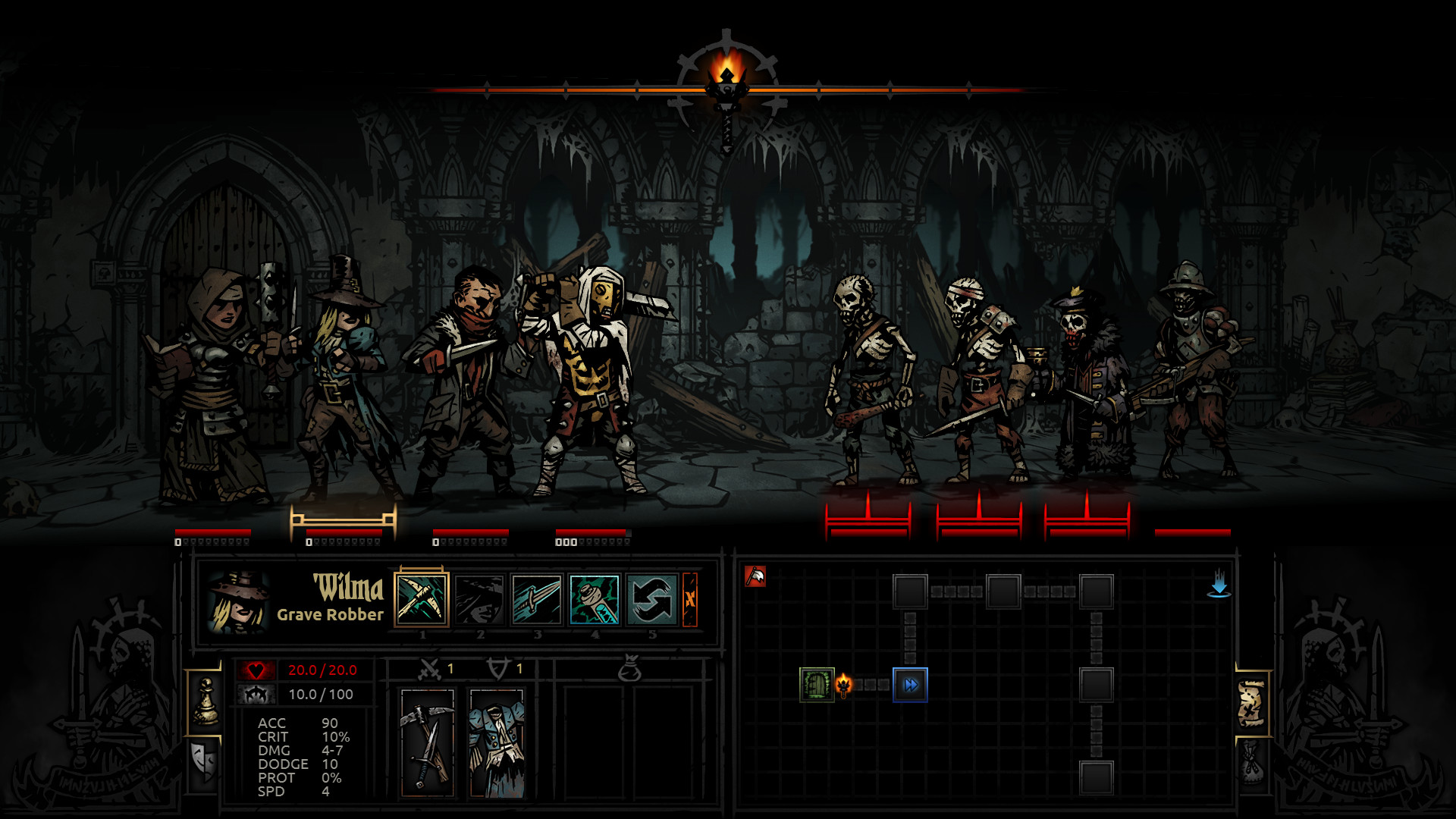 Darkest Dungeon (RUS) [L]