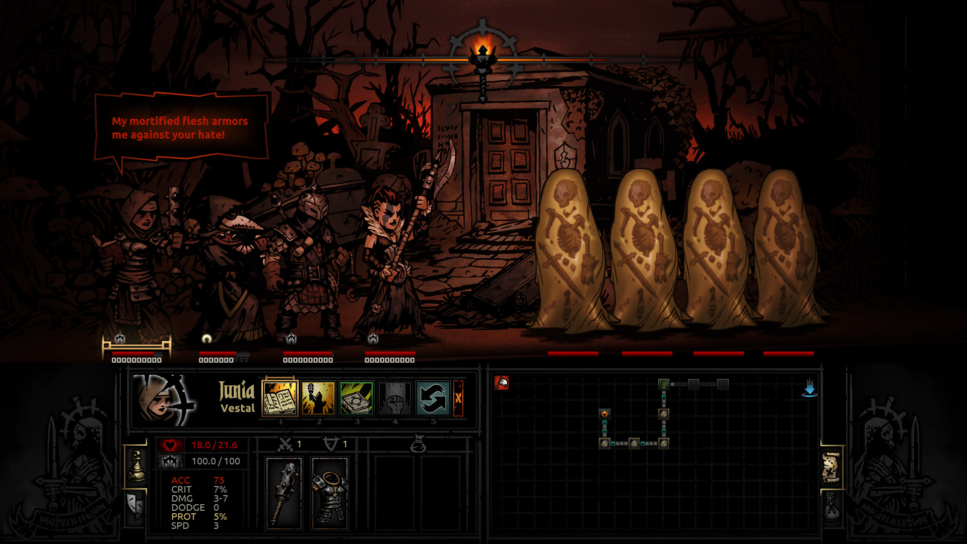 Darkest Dungeon The Crimson Court (RUS/ENG/MULTI8) [REPACK]