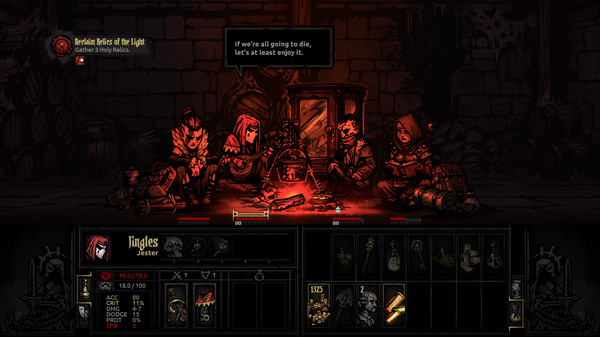 Darkest Dungeon Build 13287-16707 Plus 11 Trainer-FLiNG