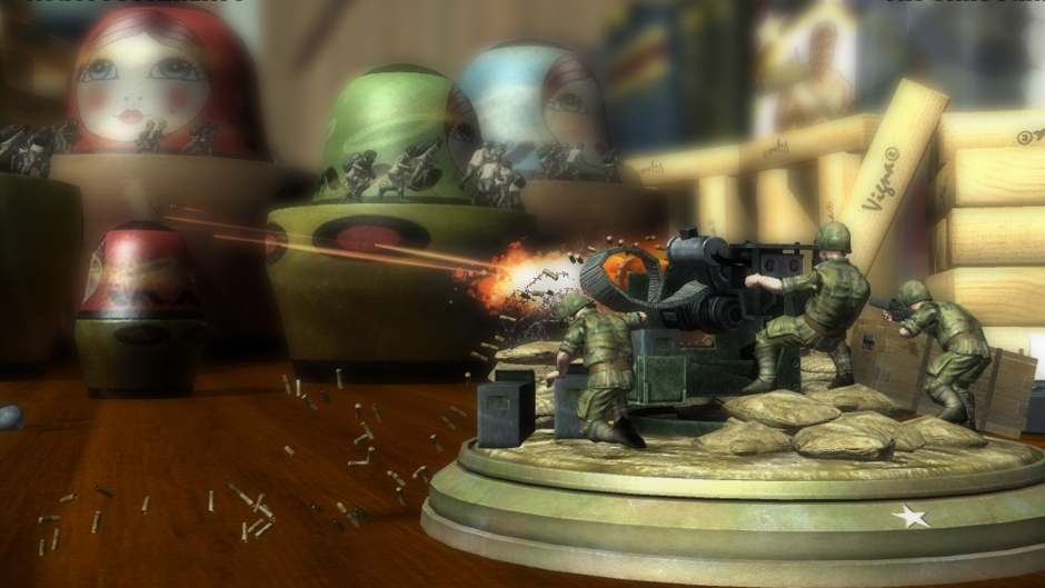 Toy Soldiers: Complete screenshot