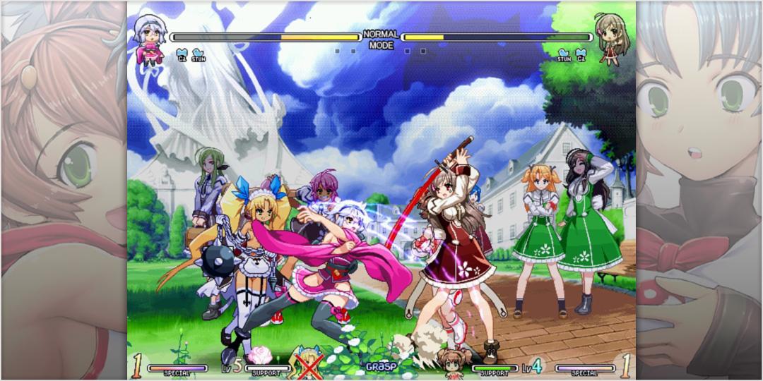 Vanguard Princess screenshot