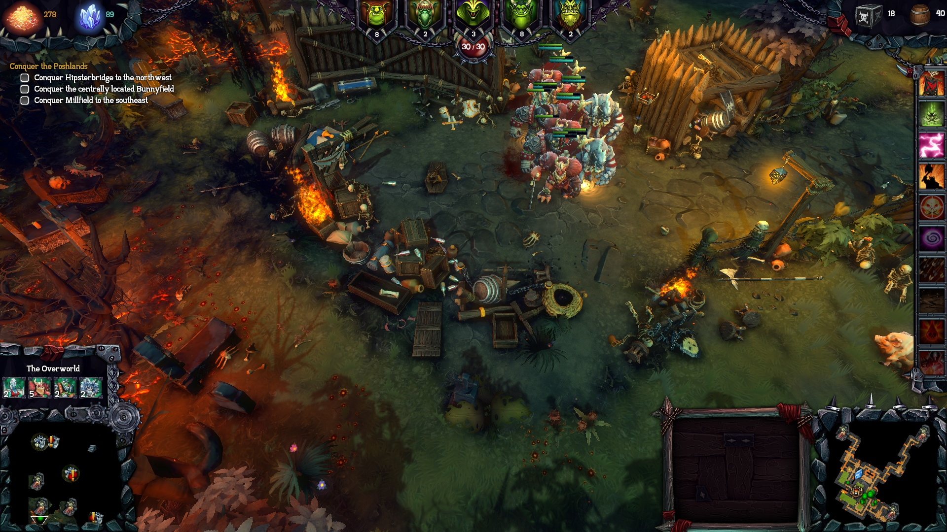 Dungeons 2 screenshot 2