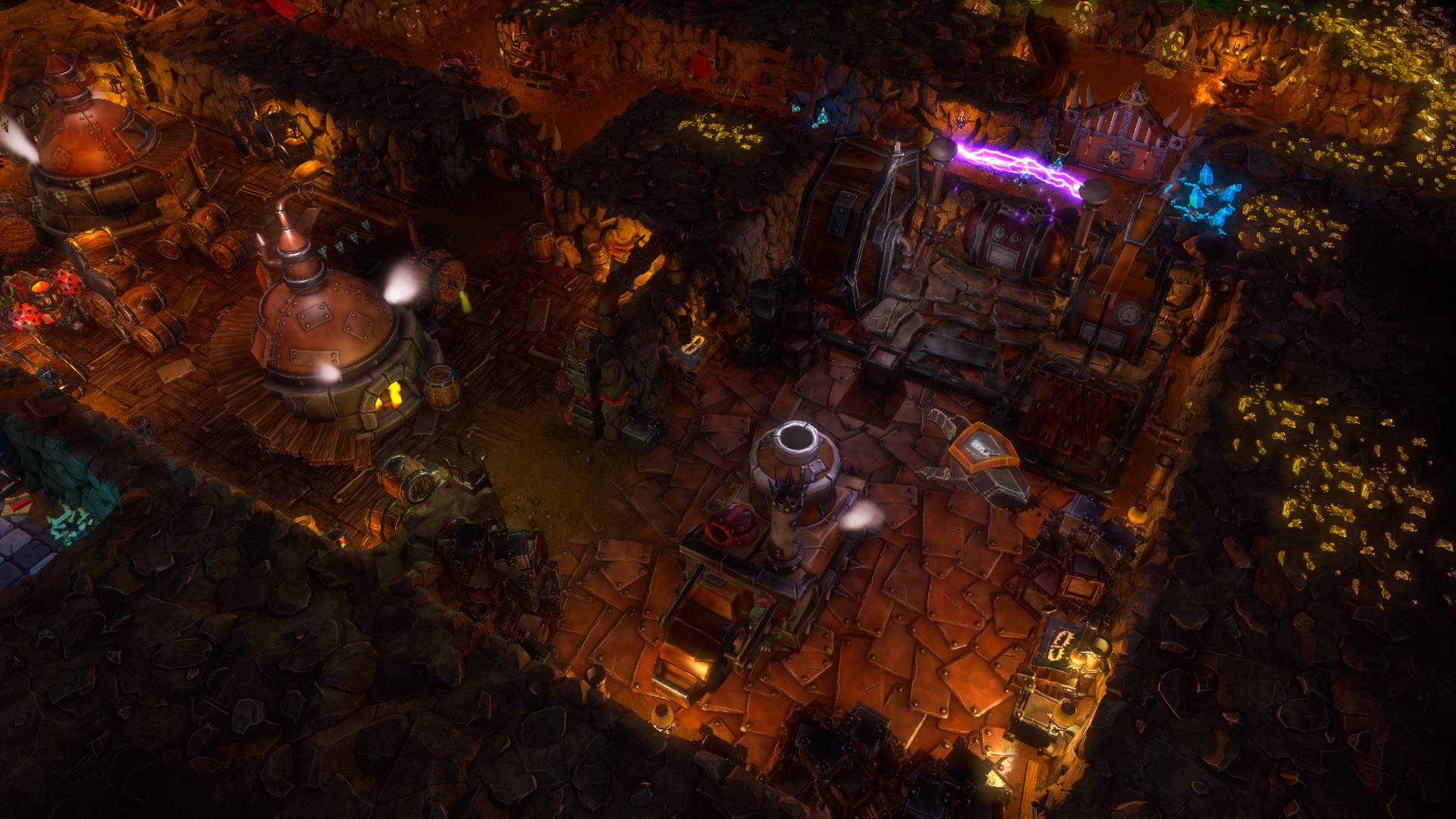 Screenshot of Dungeons 2 Repack