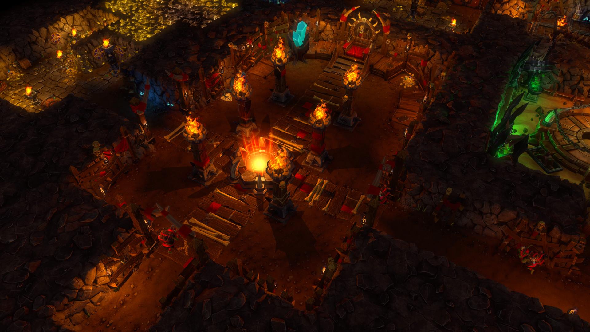 Snapshot of Dungeons 2 Repack