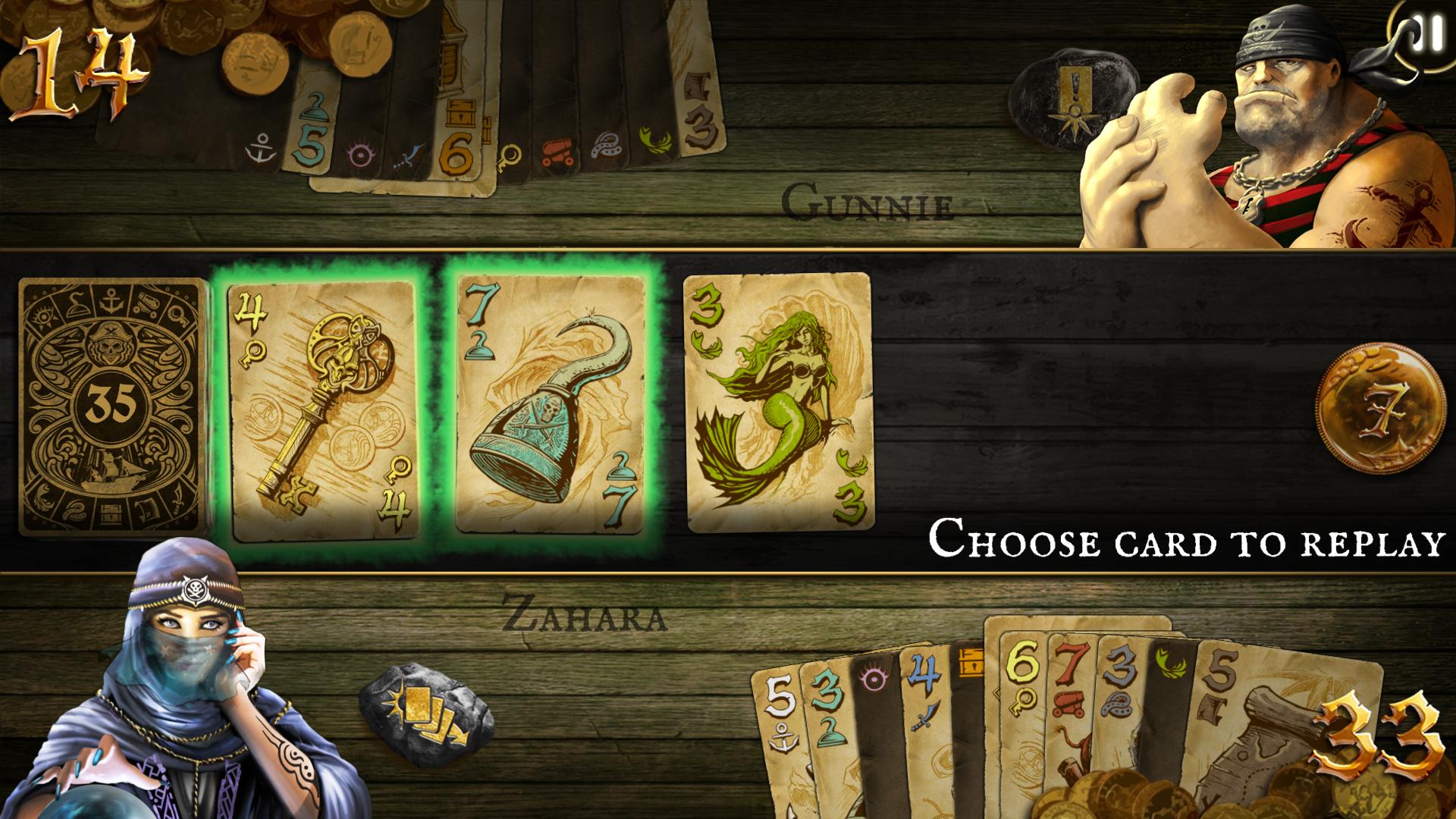 Dead Man's Draw screenshot