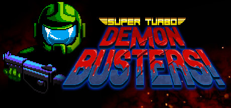 Super Turbo Demon Busters! game image