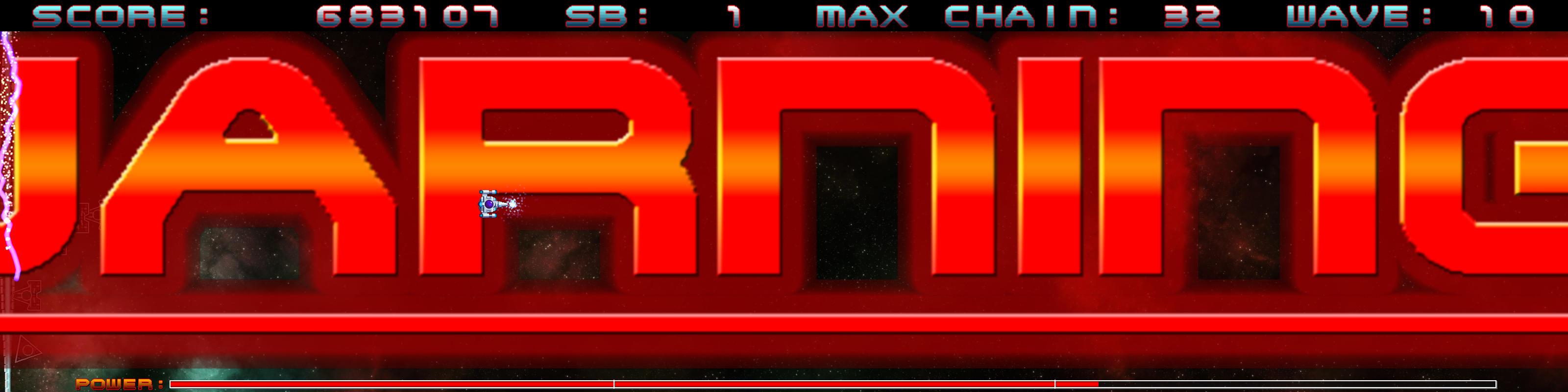 Super Chain Crusher Horizon screenshot