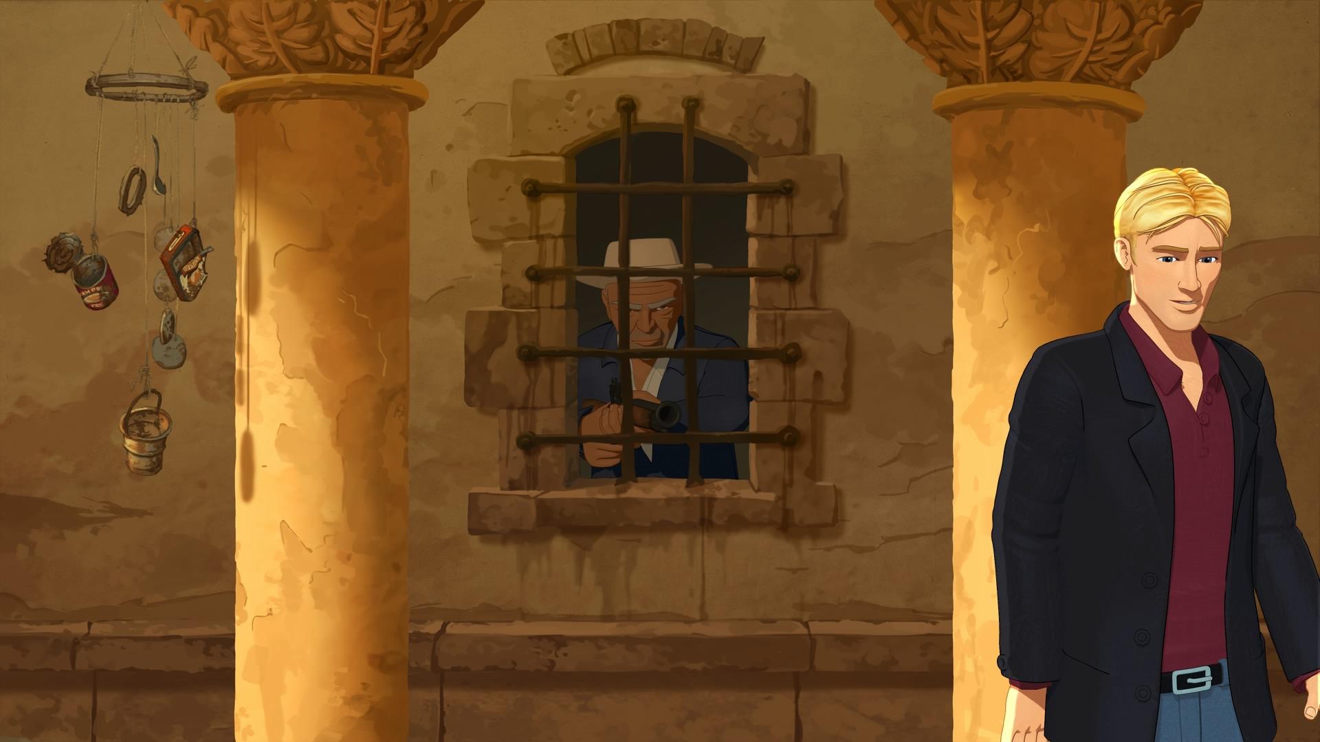 Broken Sword 5 - the Serpent's Curse screenshot