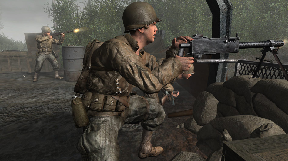 Call of Duty 2 screenshot
