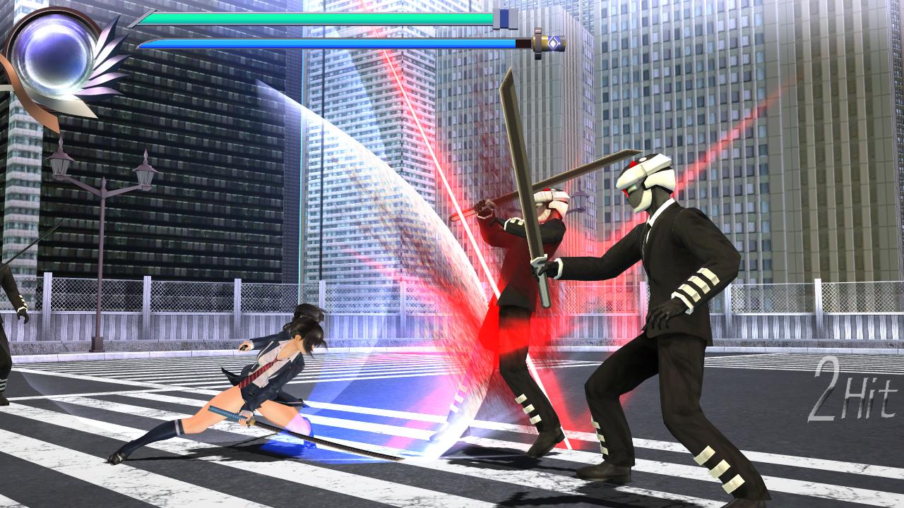 Mitsurugi Kamui Hikae screenshot