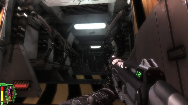 Colonial Defence Force Ghostship  Full Game PC Download