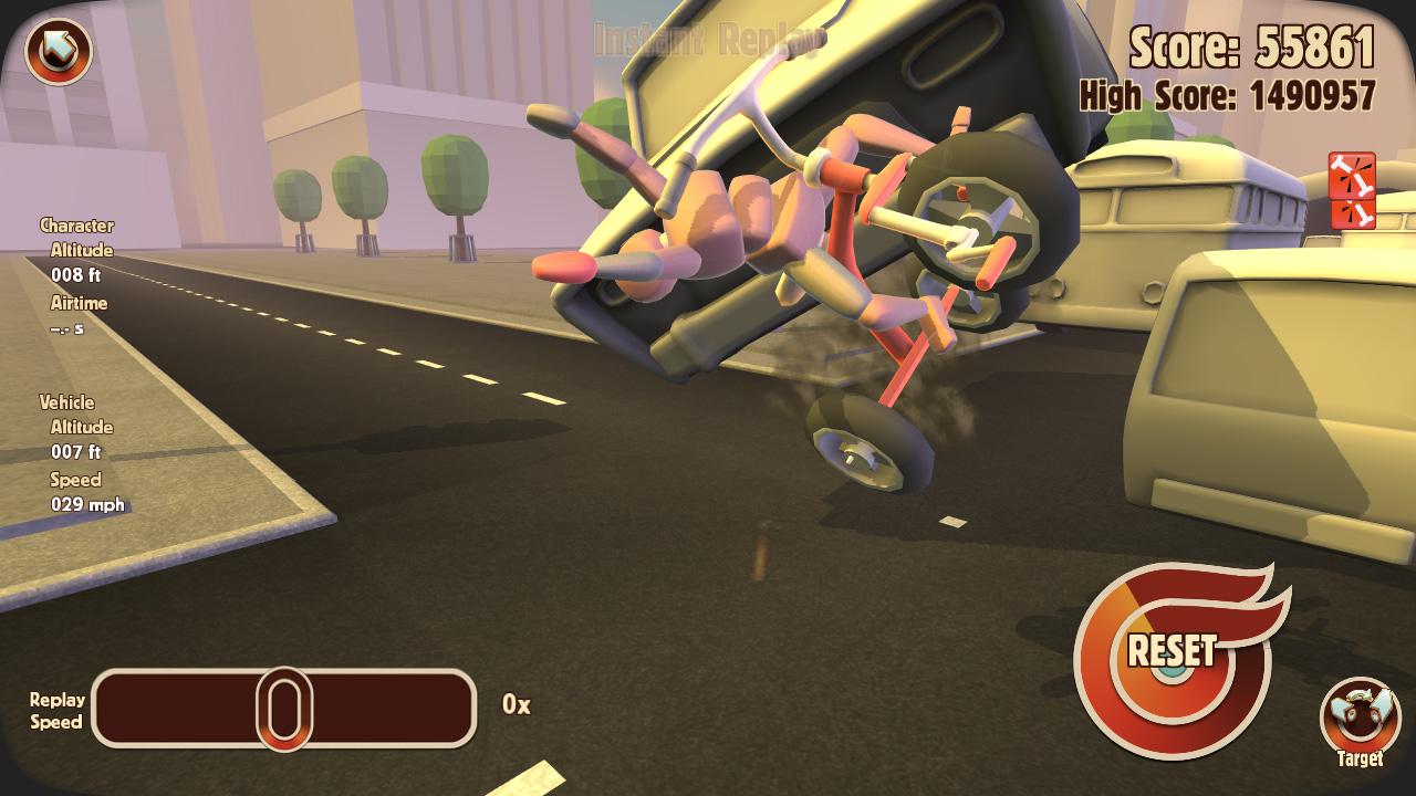 Turbo Dismount скачать торрент Полную Версию