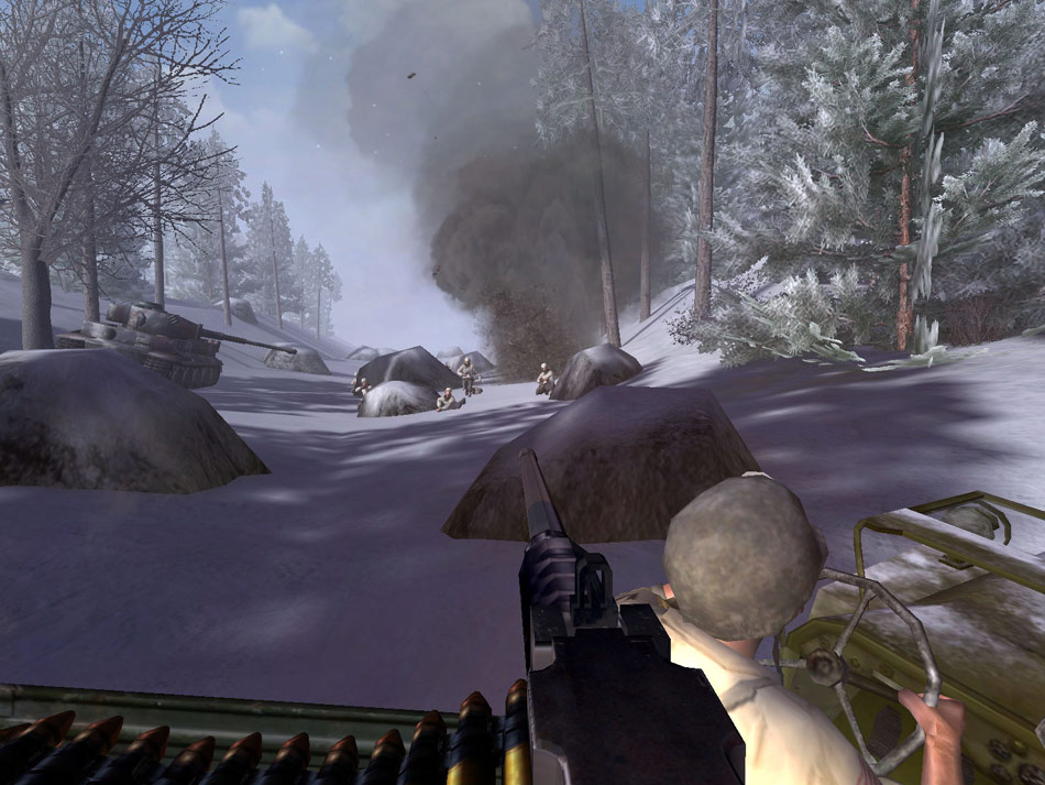 Call of Duty: United Offensive screenshot