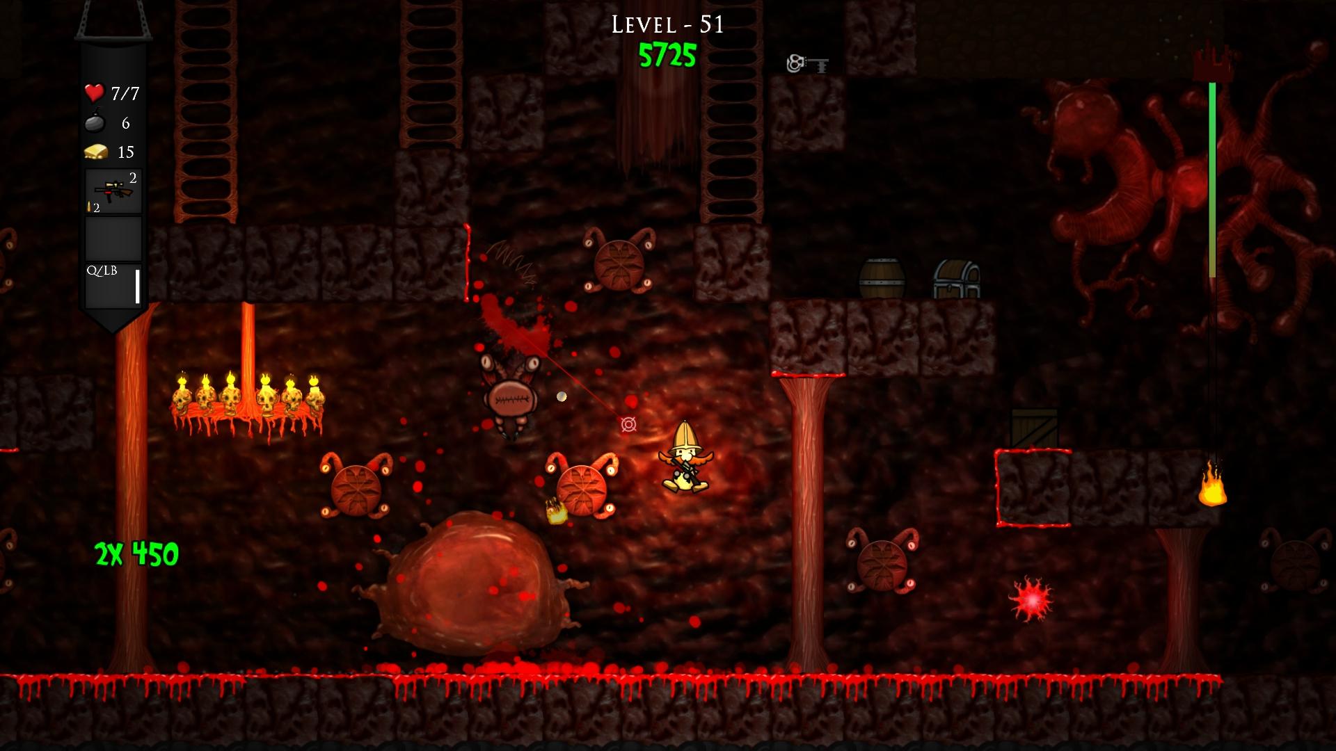 99 Levels To Hell screenshot
