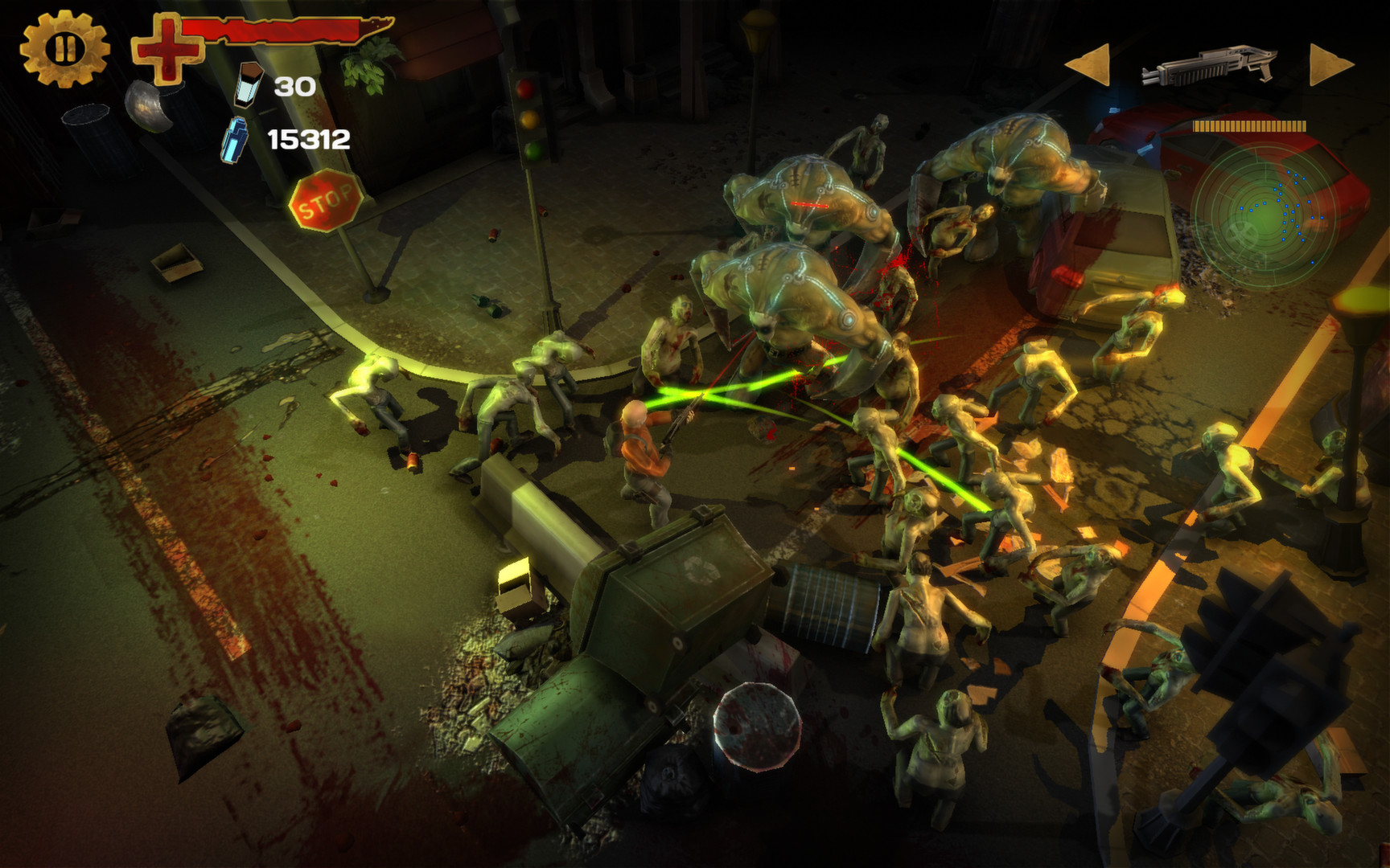 Guns n Zombies (2014) PC | Steam-Rip от R.G. GameWorks