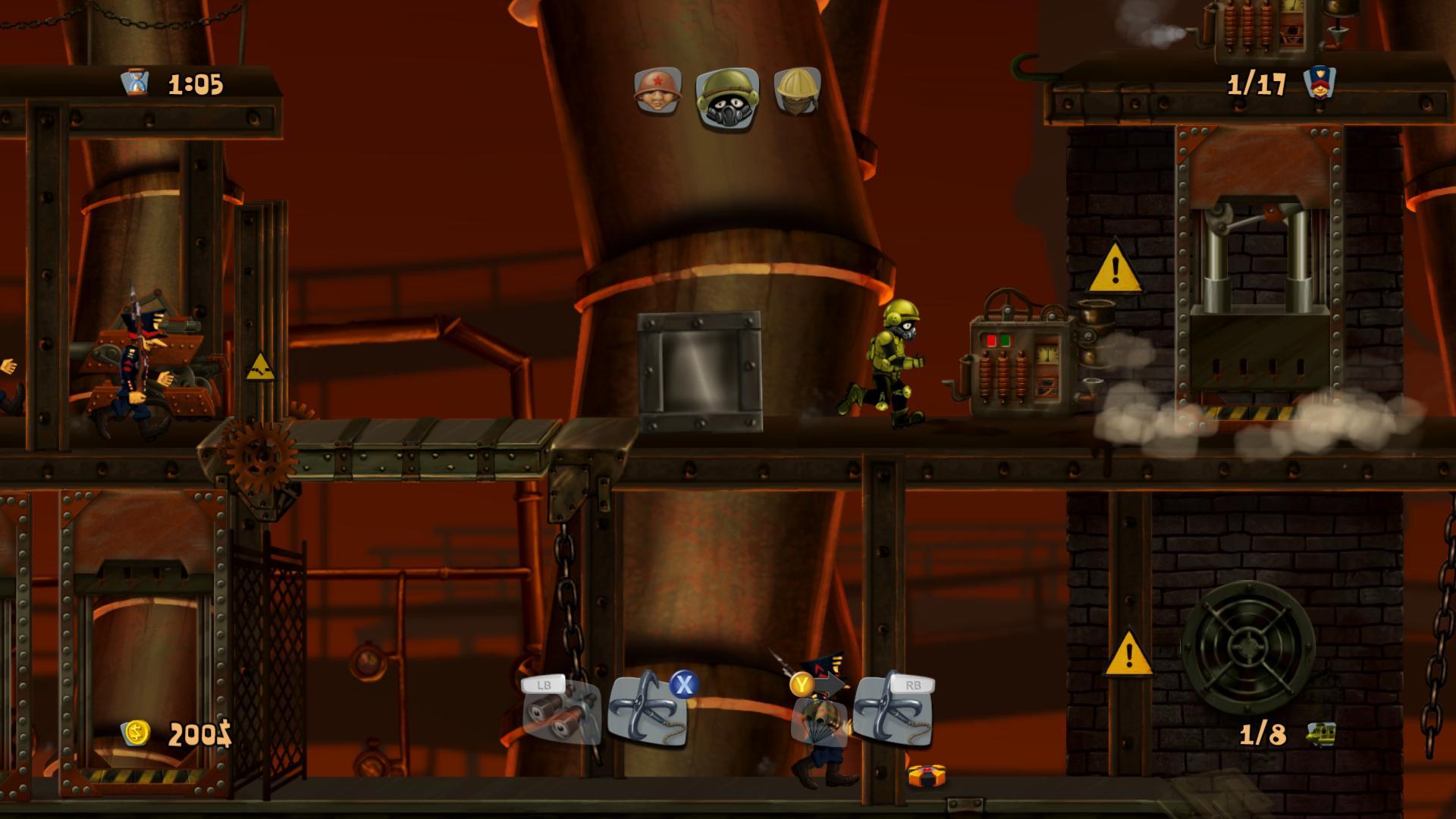 A-Men screenshot