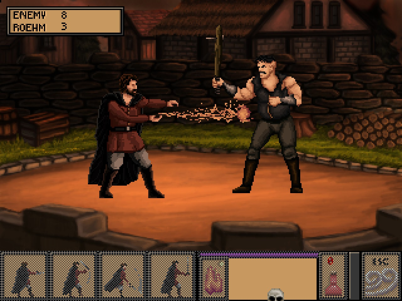 Quest for Infamy screenshot