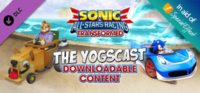 Sonic and All-Stars Racing Transformed - Yogscast DLC