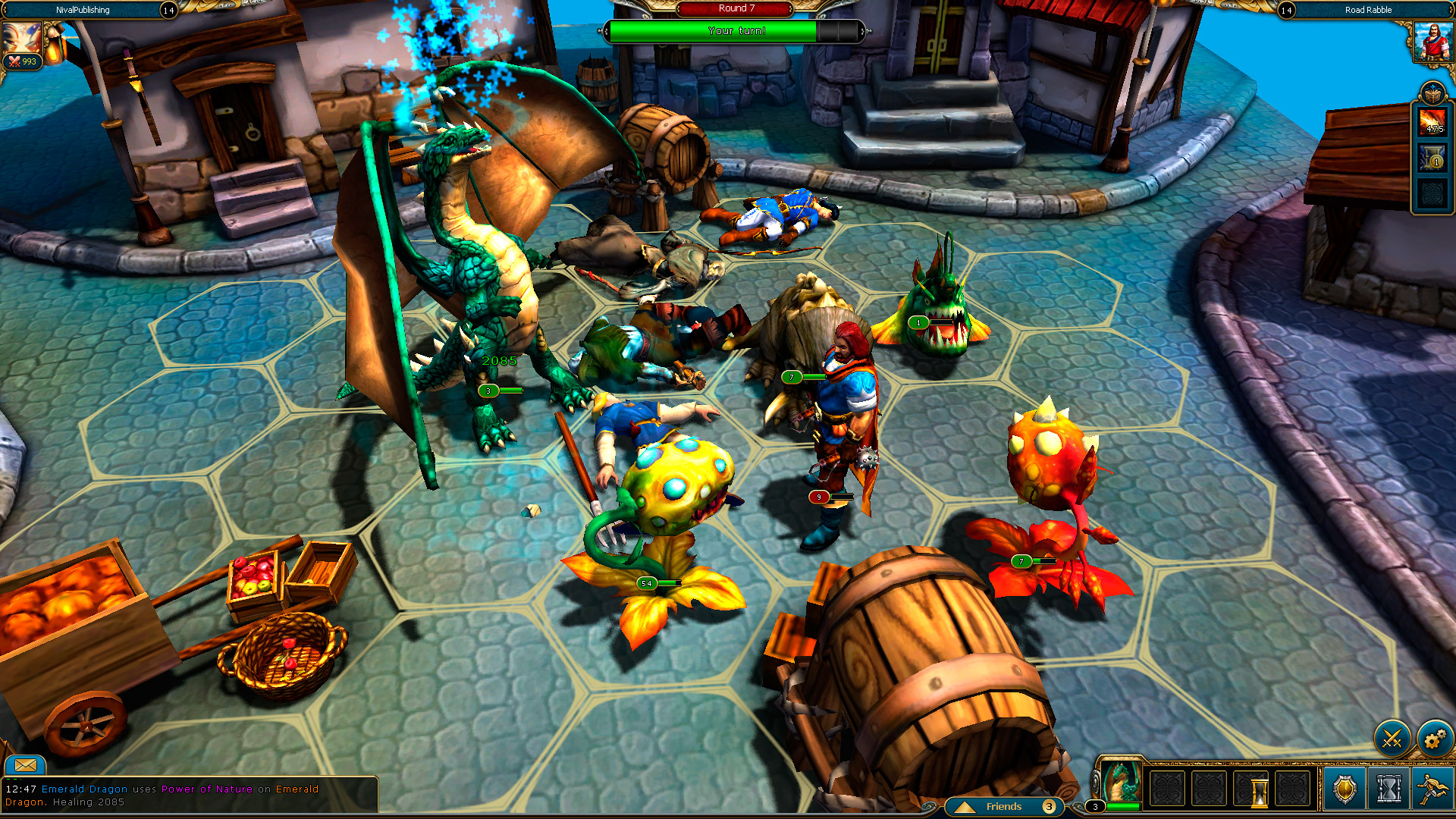 King's Bounty: Legions | Beast Master Pack screenshot