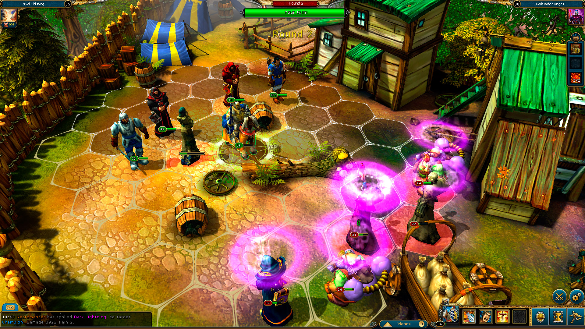 King's Bounty: Legions | Champion of the Realm Pack screenshot