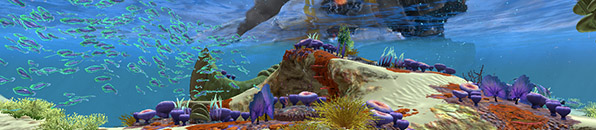 Subnautica is an Open World