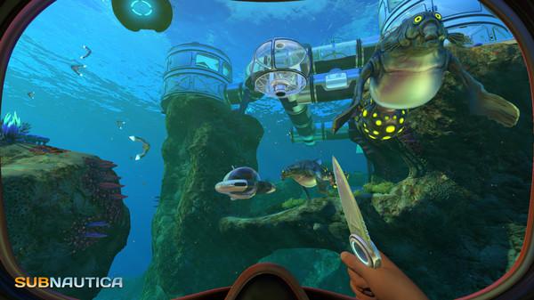 Subnautica screenshots