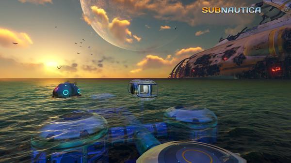 Subnautica スクリーンショット9