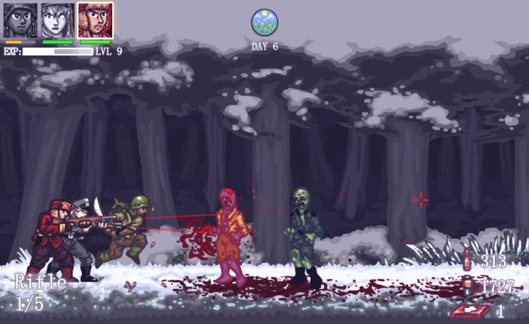 Deadly 30 screenshot