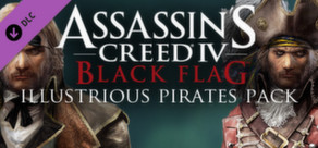 Assassin's Creed®IV Black Flag™ - Illustrious Pirates Pack
