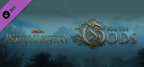 Realms of Arkania: Blade of Destiny - For the Gods DLC